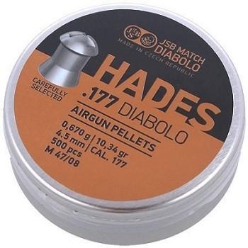 Śrut JSB Hades 4,5 mm 500 szt.