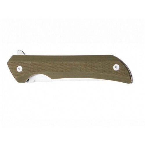 Nóż Ruike składany Hussar P121-G oliwkowy