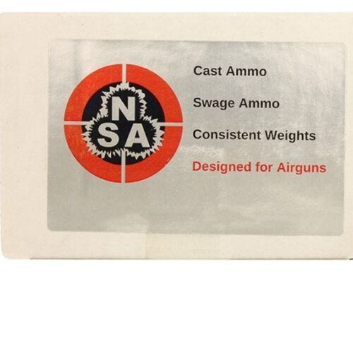 Test -śrut Airgun Slugs Nielsen 5.5 mm .218 Sample Pack 17-28 grain
