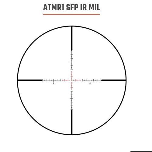Luneta celownicza Athlon Optics Talos 6-24×50
