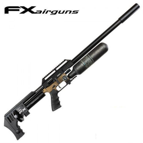 Wiatrówka PCP FX Airguns Impact MKII Sniper Edition – Power Plenum Bronze 5,5mm.
