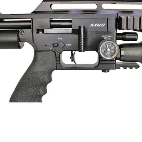 Wiatrówka PCP FX Impact MKII Black Power Plenum  5,5mm.