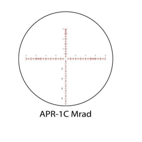 Celownik optyczny Element Optics Titan 5-25×56 FFP