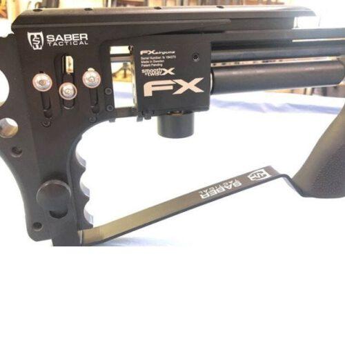 Bag Rider Saber Tactical FX Impact