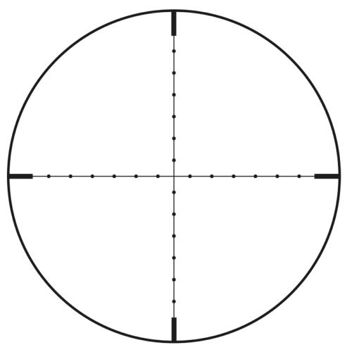 Luneta celownicza Delta Optical Entry 4×32 IR (1″) S