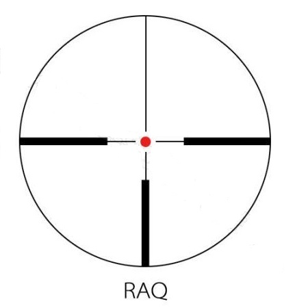 Luneta celownicza Optisan Prestige 6Z 2-13×44 RAQ