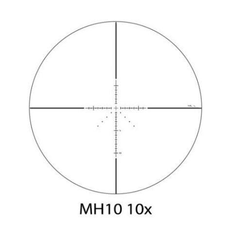 Luneta celownicza  Optisan EVX 6-24x56i MH10