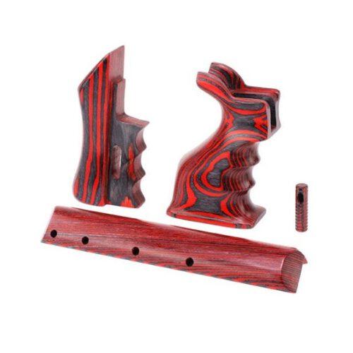 Zestaw części zamiennych do FX Impact Red laminowane