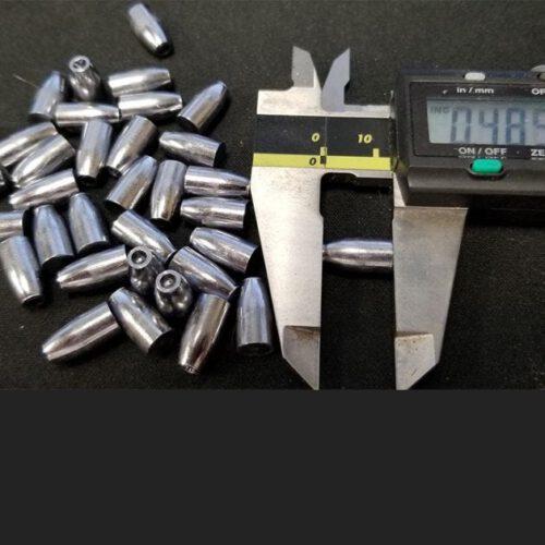 Śrut  Slugs Nielsen 6.35 mm HPFB 55.5 grain (.250)