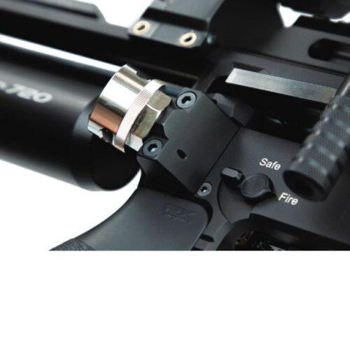 Kątowy wspornik manometru FX Impact M3